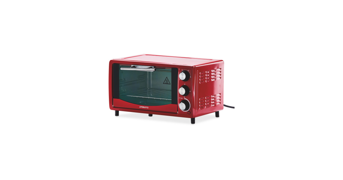 Ambiano Red Mini Oven Deal At Aldi Offer Calendar Week