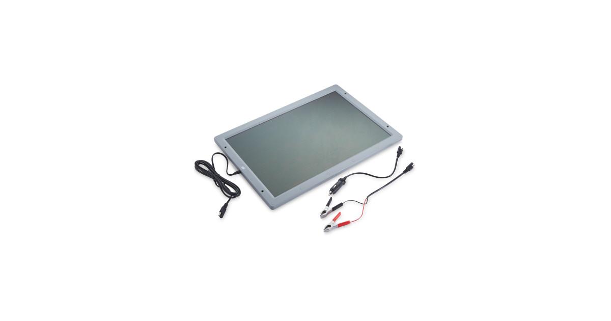 Offer Aldi Auto Xs Solar Battery Maintainer Aldi