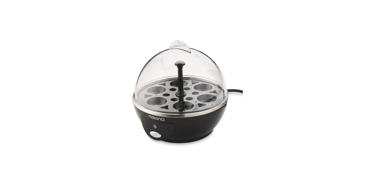 Offer Aldi Ambiano Electric Egg Cooker Aldi