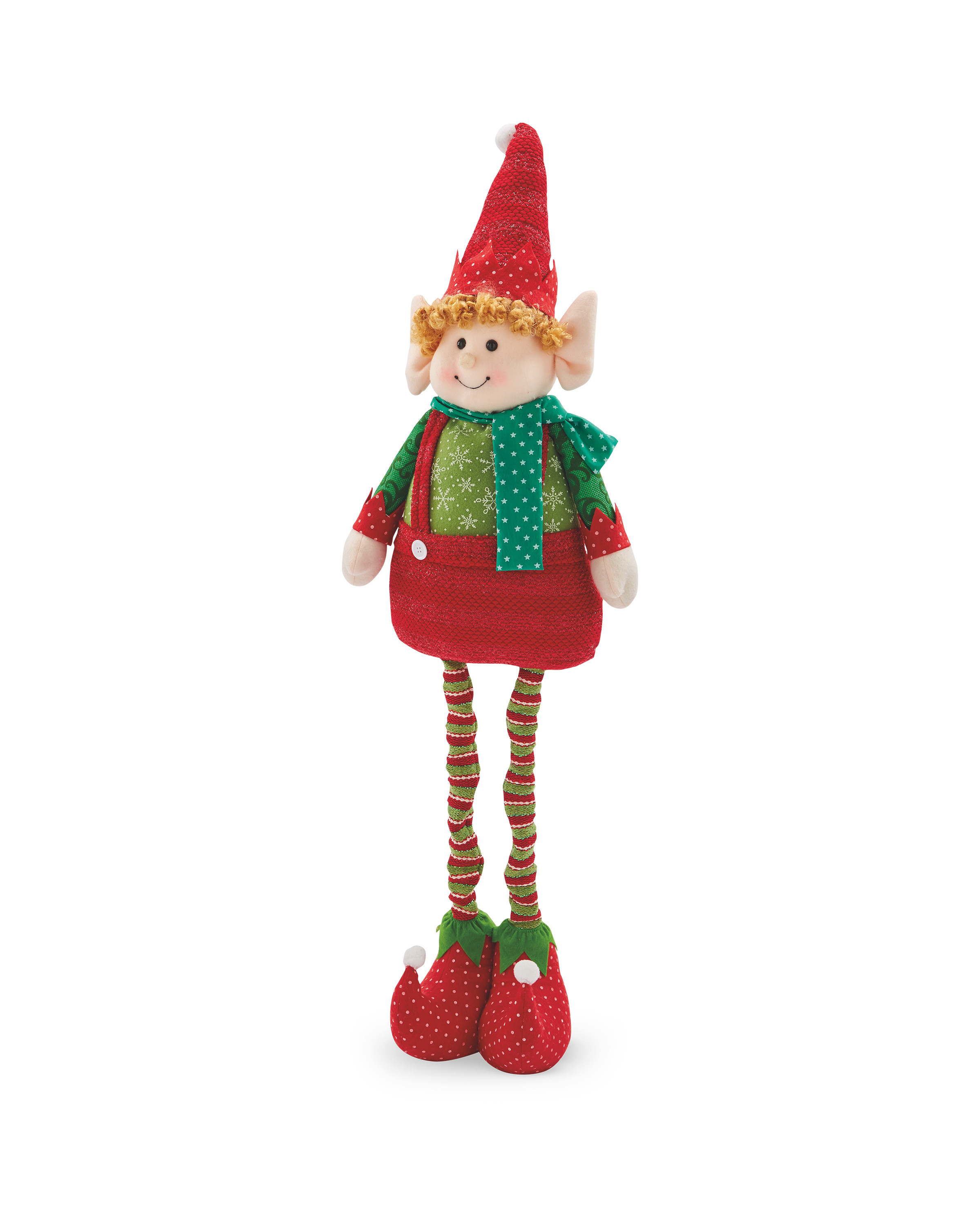 Perfect Christmas Elf Plush - ALDI IE