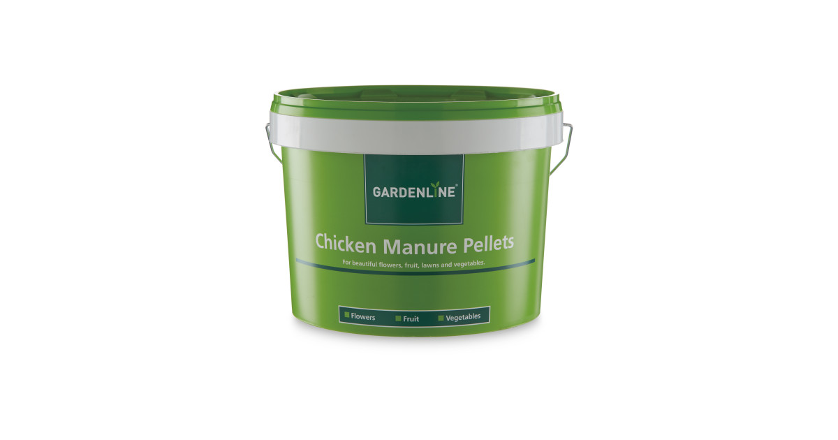 gardenline chicken manure pellets deal at aldi offer calendar. Black Bedroom Furniture Sets. Home Design Ideas
