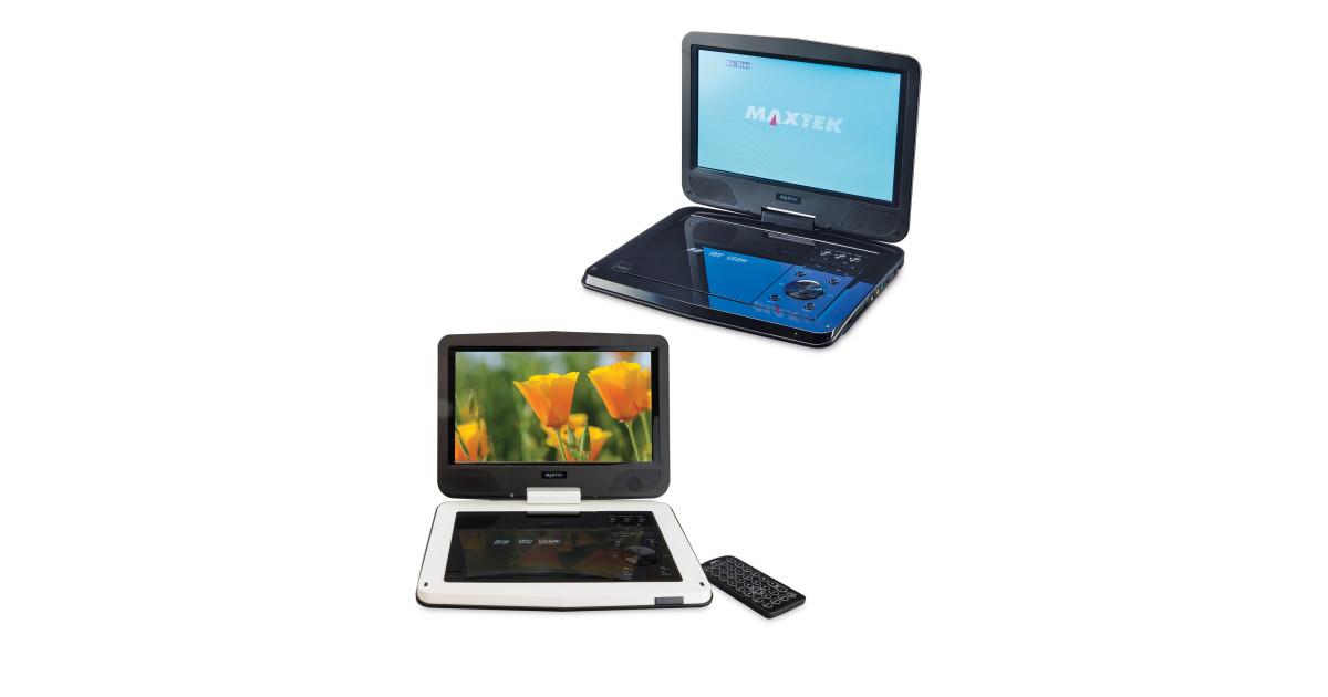 maxtek 10 inch portable dvd player deal at aldi offer. Black Bedroom Furniture Sets. Home Design Ideas