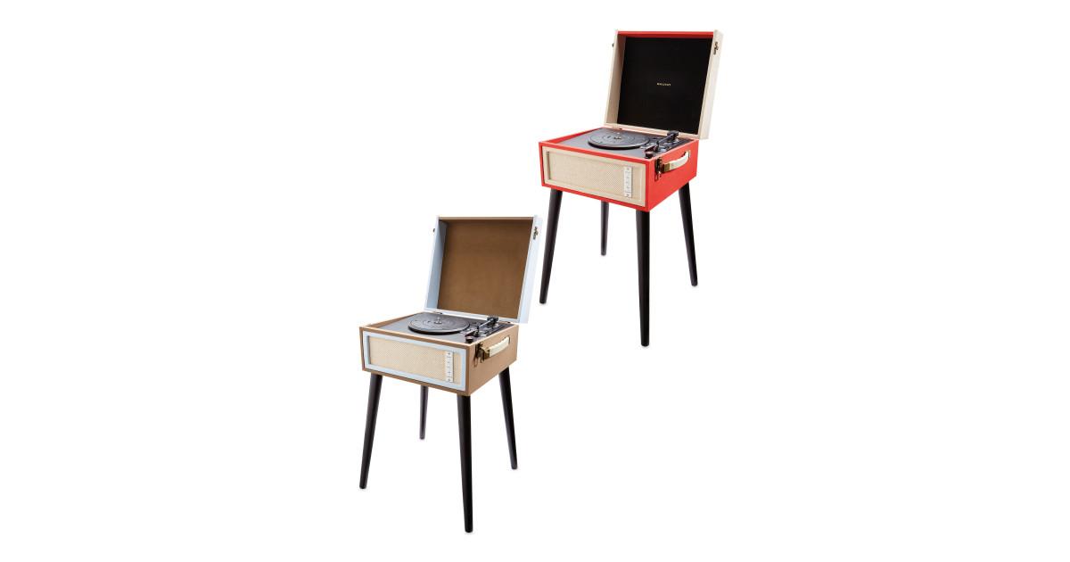 bauhn retro turntable deal at aldi offer calendar week. Black Bedroom Furniture Sets. Home Design Ideas