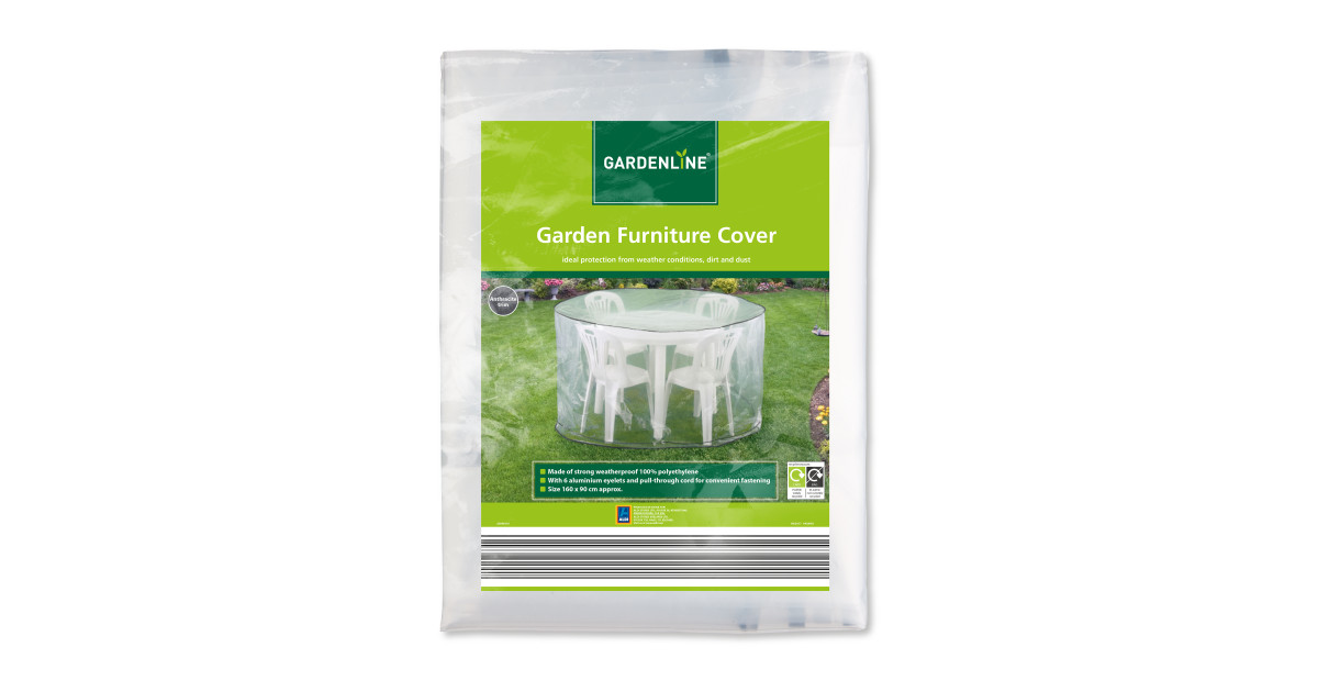 Awesome Round Garden Furniture Cover Gallery Home Decorating